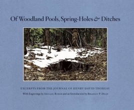 Thoreau, Henry David Of Woodland Pools, Spring-Holes and Ditches