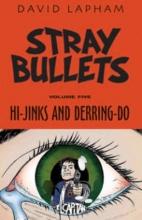 Lapham, David Stray Bullets, Volume 5