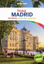 Lonely Planet Pocket Madrid dr 8