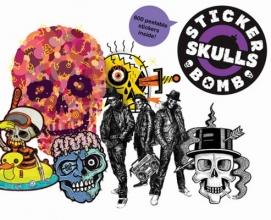 Nikander, Micke Stickerbomb Skulls