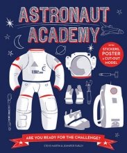 Steve Martin,   Jennifer Farley Astronaut Academy