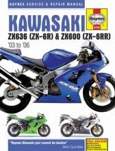 Haynes Publishing Kawasaki ZX-6R