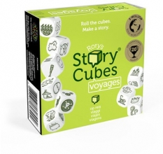 Tch-rsc3thc , Rory`s  story cubes - voyages