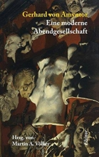 Amyntor, Gerhard von Eine moderne Abendgesellschaft