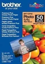 , Fotopapier Brother BP-71 10x15cm 260gr glossy 50vel