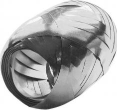 , Polyband haza 20mx5mm metal zilver