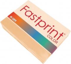 , Kopieerpapier Fastprint A4 120gr zalm 250vel