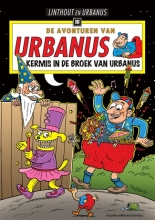 Urbanus Willy Linthout, Kermis in de broek van Urbanus
