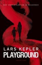 Lars  Kepler Playground