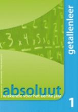 Absoluut 1 - Getallenleer - Leerwerkboek