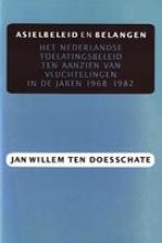 J.W. ten Doesschate,Asielbeleid en belangen