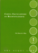 A. Ellian P.B. Cliteur, Capita Encyclopedie en Rechtsfilosofie