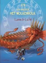 Yann  Krehl Het wolkenvolk Lans en licht, hemelbergen