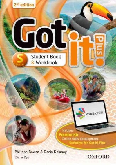 ,Got It Plus Starter Level: Student Pack