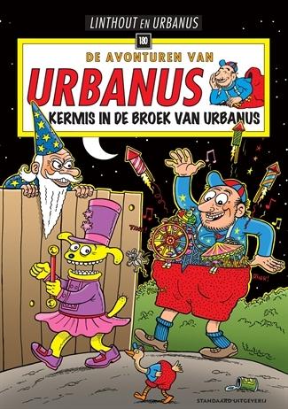 Willy Linthout, Urbanus,Kermis in de broek van Urbanus