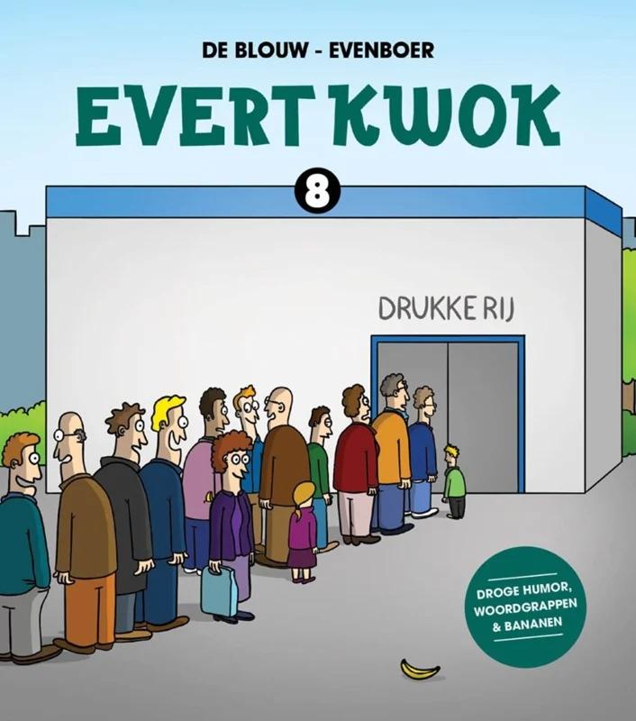 Tjarko Evenboer, Eelke de Blouw,Evert Kwok