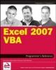 Green, et al, Excel 2007 VBA Programmer's Reference