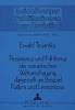 Trojansky, Ewald, ,Pessimismus und Nihilismus der romantischen Weltanschauung, dargestellt am Beispiel Puskins und Lermontovs
