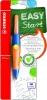, Vulpotlood STABILO Easyergo 1.4mm linkshandig ultramarine/neon oranje blister