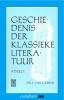 <b>, J. van IJzeren</b>,Geschiedenis der klassieke literatuur I