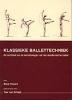 René Vincent, Klassieke ballettechniek