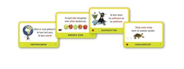 Lo van Beers, Annemariet van Beers,Okidootjes Veerkracht
