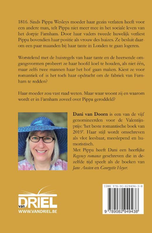 Dani Van Doorn,Pippa