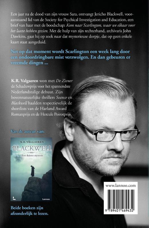Kevin Valgaeren,Het offer van Scarlington