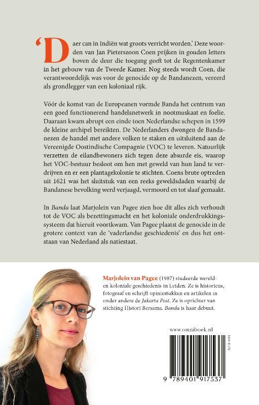 Marjolein van Pagee,Banda