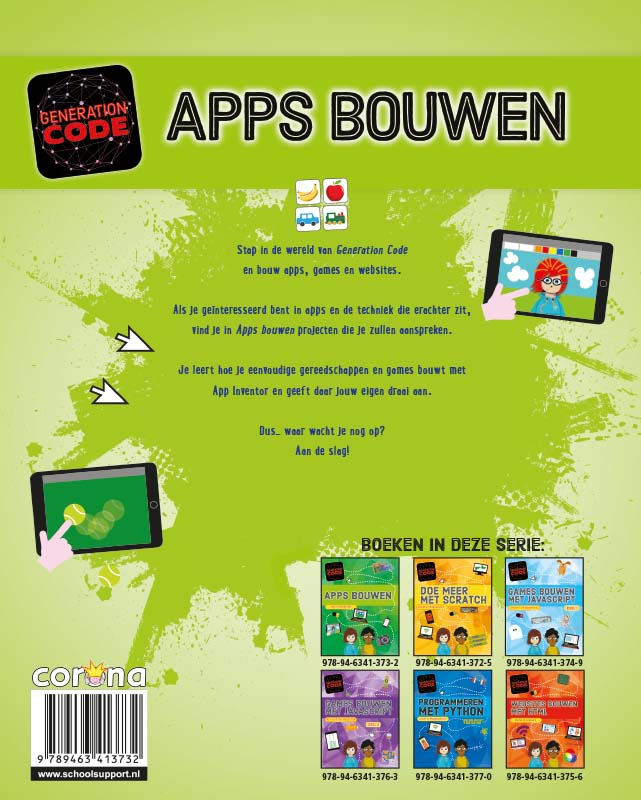 Max Waineright,Apps bouwen