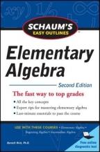 Rich, Barnett Schaums Easy Outline Elementary Algebra