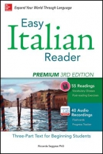 Saggese, Riccarda Easy Italian Reader, Premium