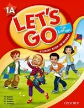 Let`s Go: 1a: Student Book and Workbook