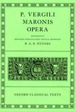 Sir Roger Mynors Virgil Opera