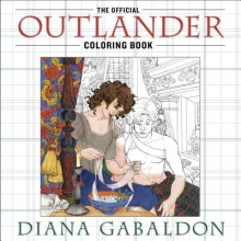 Gabaldon, Diana The Official Outlander Adult Coloring Book