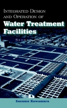 Kawamura, Susumu Integrated Design and Operation of Water Treatment Facilities