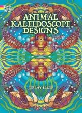 Jeremy Elder Animal Kaleidoscope Designs Coloring Book