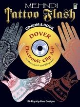 Alan Weller Mehndi Tattoo Flash CD-ROM and Book