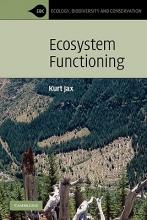 Kurt Jax Ecosystem Functioning