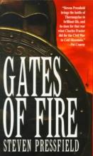 Pressfield, Steven Gates of Fire