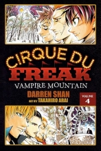 Shan, Darren Cirque Du Freak, Volume 4