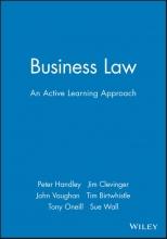 Handley, Peter Business Law