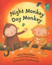 Donaldson, Julia Night Monkey, Day Monkey