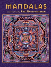 Paul Heussenstamm Mandalas a Coloring Book by Paul Heussenstamm
