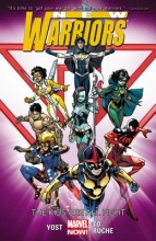 Yost, Christopher New Warriors 1