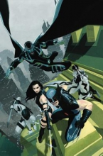 Remender, Rick Uncanny X-Force 1