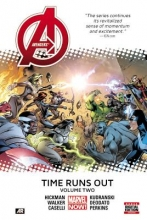 Hickman, Jonathan Avengers: Time Runs Out Volume 2