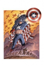 Rieber, John Ney,   Austen, Chuck Captain America Marvel Knights 1