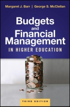 Margaret J. Barr,   George S. McClellan Budgets and Financial Management in Higher Education