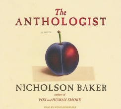Baker, Nicholson The Anthologist